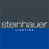 Wandlamp Zenith LED 1442ST Staal