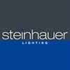 Glazen handlamp steinhauer