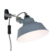 Wandlamp Mexlite Nové 1320GR Grijs