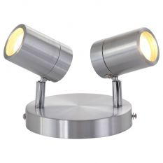 Spot Upround LED 2487ST Staal