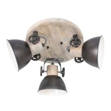 Hanglamp Mexlite Gearwood 3063A Antraciet