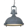 Hanglamp Mexlite Eliga 7636GR grijs