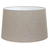Lampenkap K1001R, linnen grijs